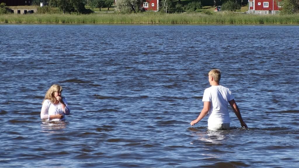 Dop vid Lången