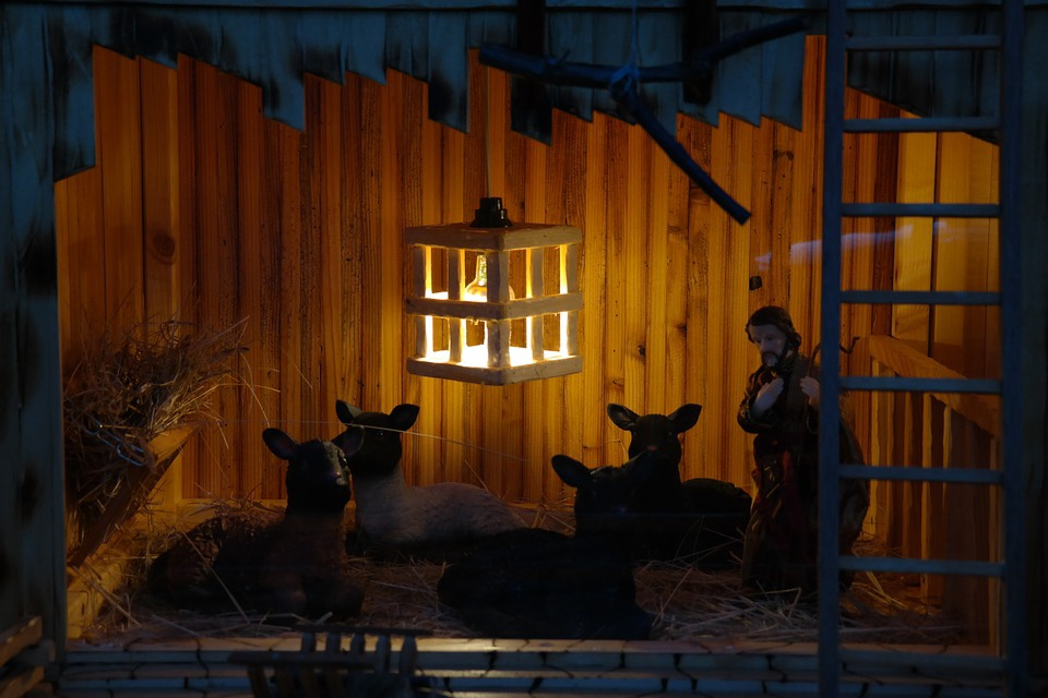 Julafton i Lundhagskyrkan