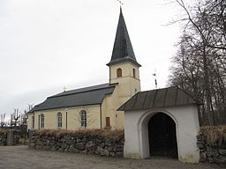 Ekumenisk gudstjänst i Axbergs kyrka