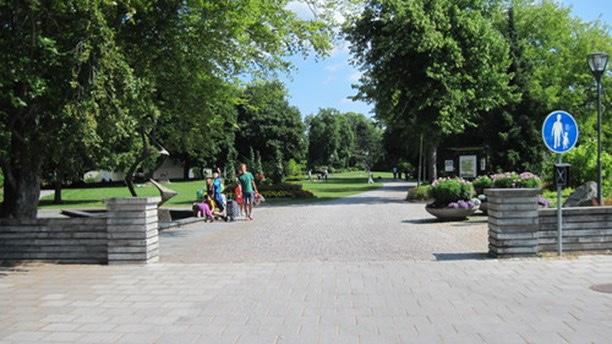 Ekumenisk gudstjänst i Stadsparken 18 aug kl 11.00