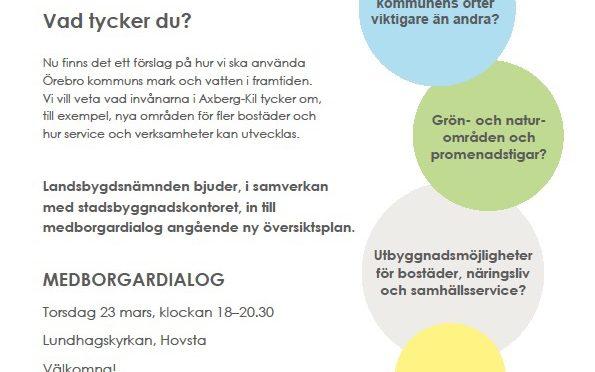 Medborgardialog i Lundhagskyrkan