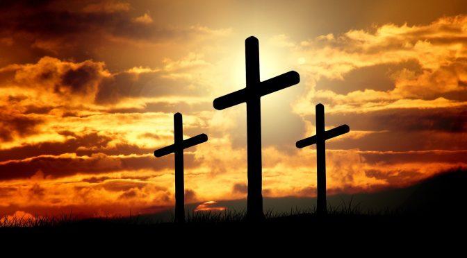 Inför korset