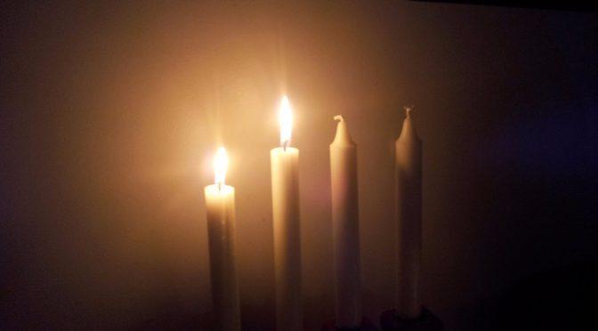 Gudstjänst 2:a advent 2018