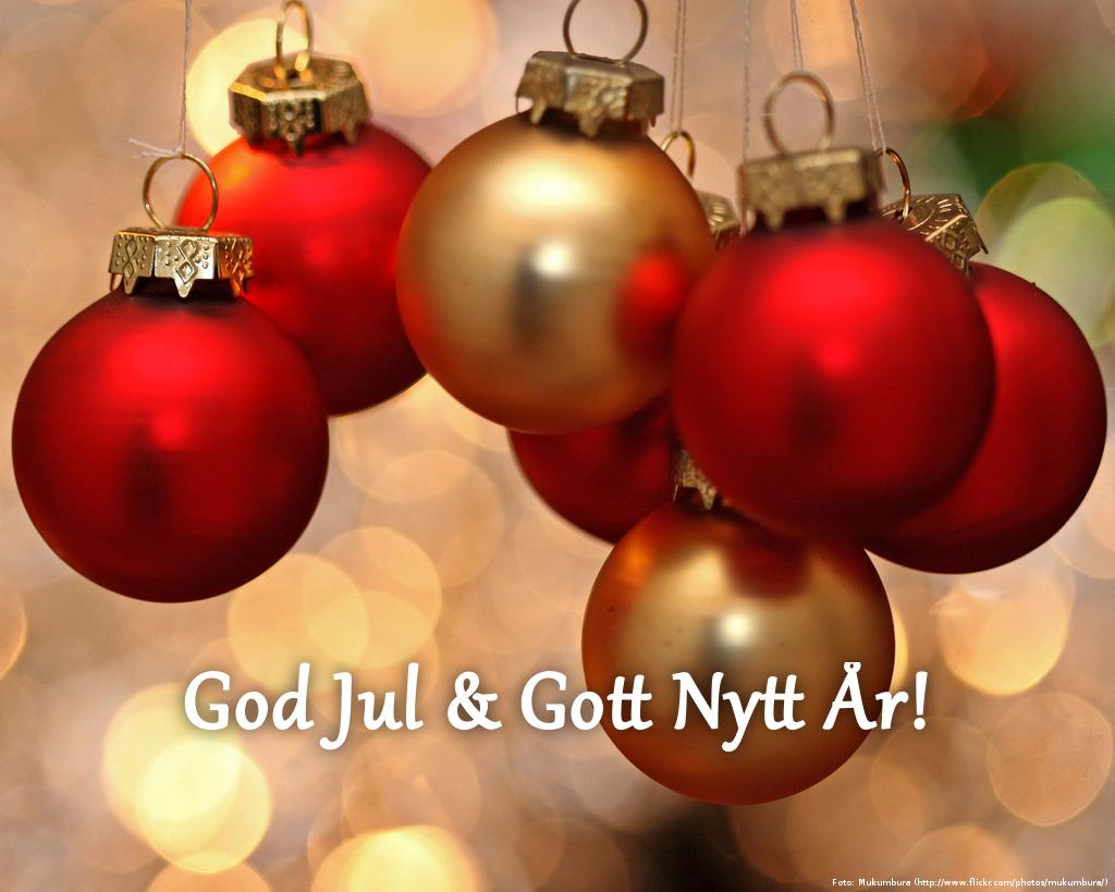 Julnattsgudstjänst kl 23.00 på julafton.