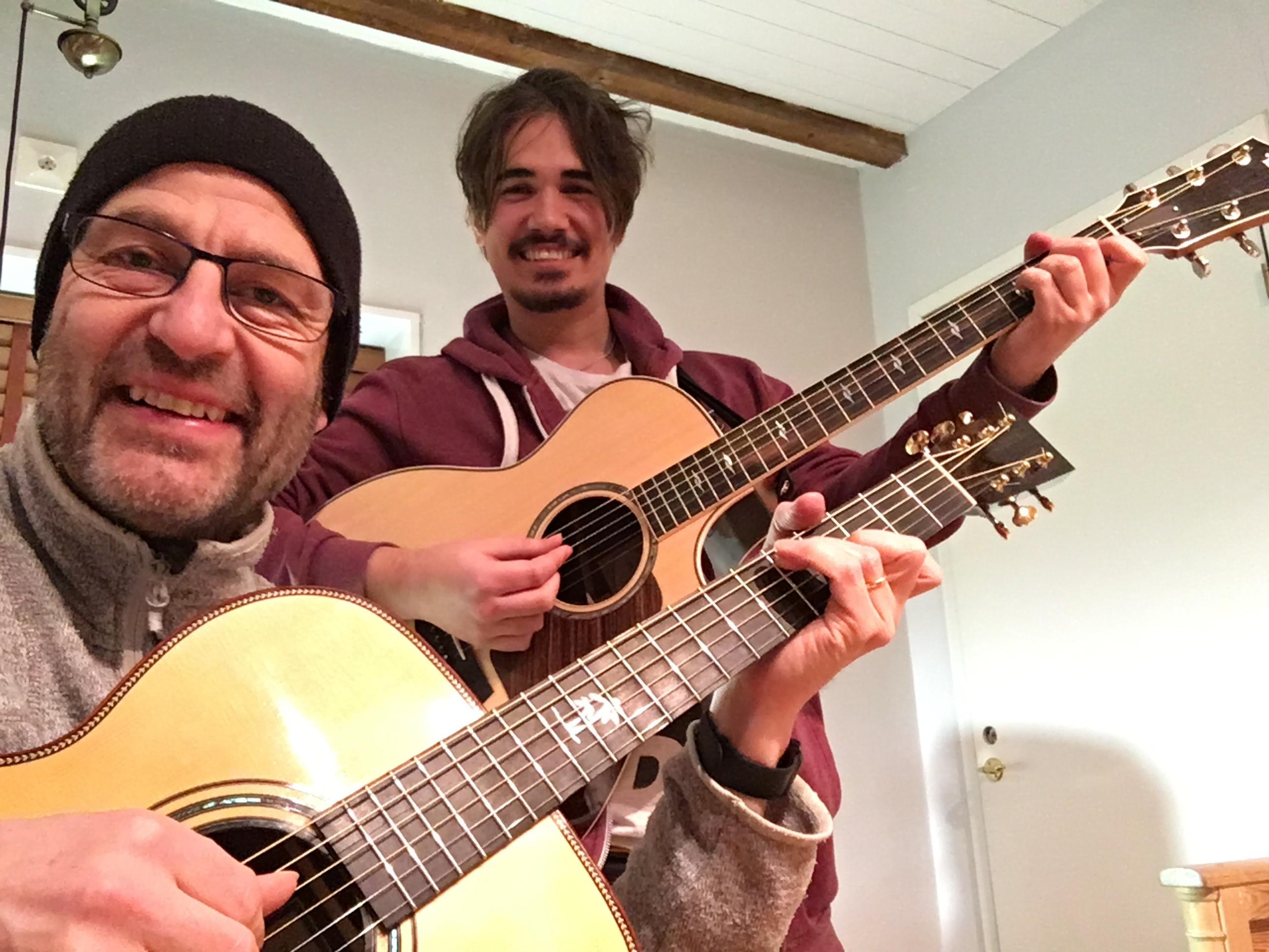 Musikcafé fredagen den 5 februari