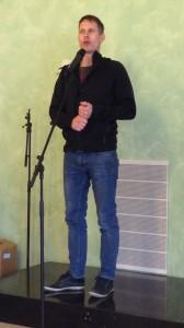 """Jonas Fållsten leder """"mentometer""""-sessionen"""