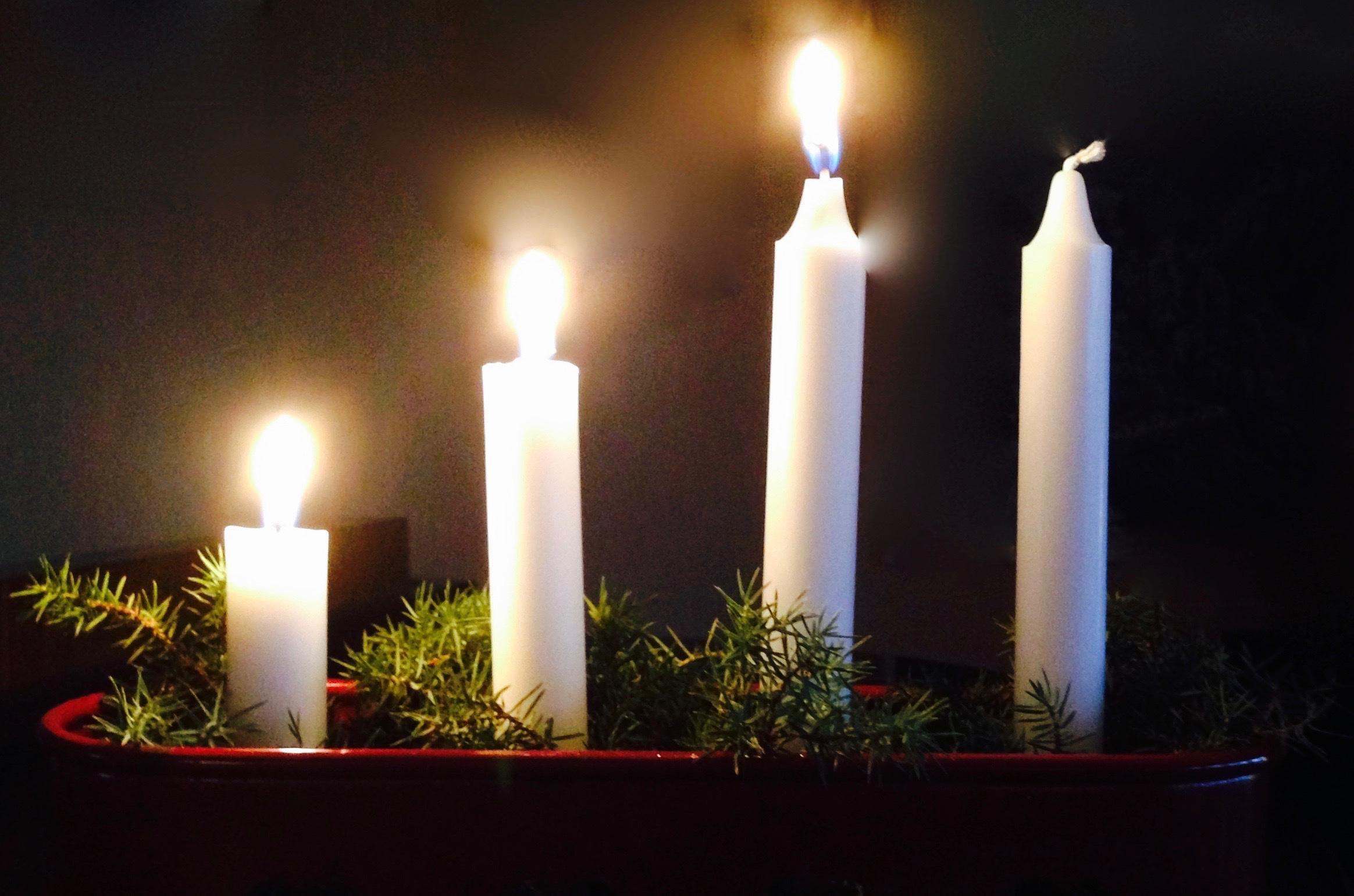 Gudstjänst tredje söndagen i advent