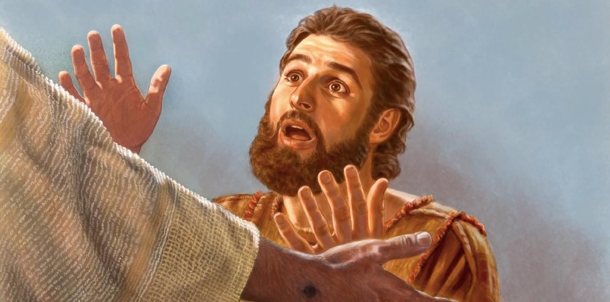 Jag kan se! Gudstjänst för alla åldrar 22 oktober