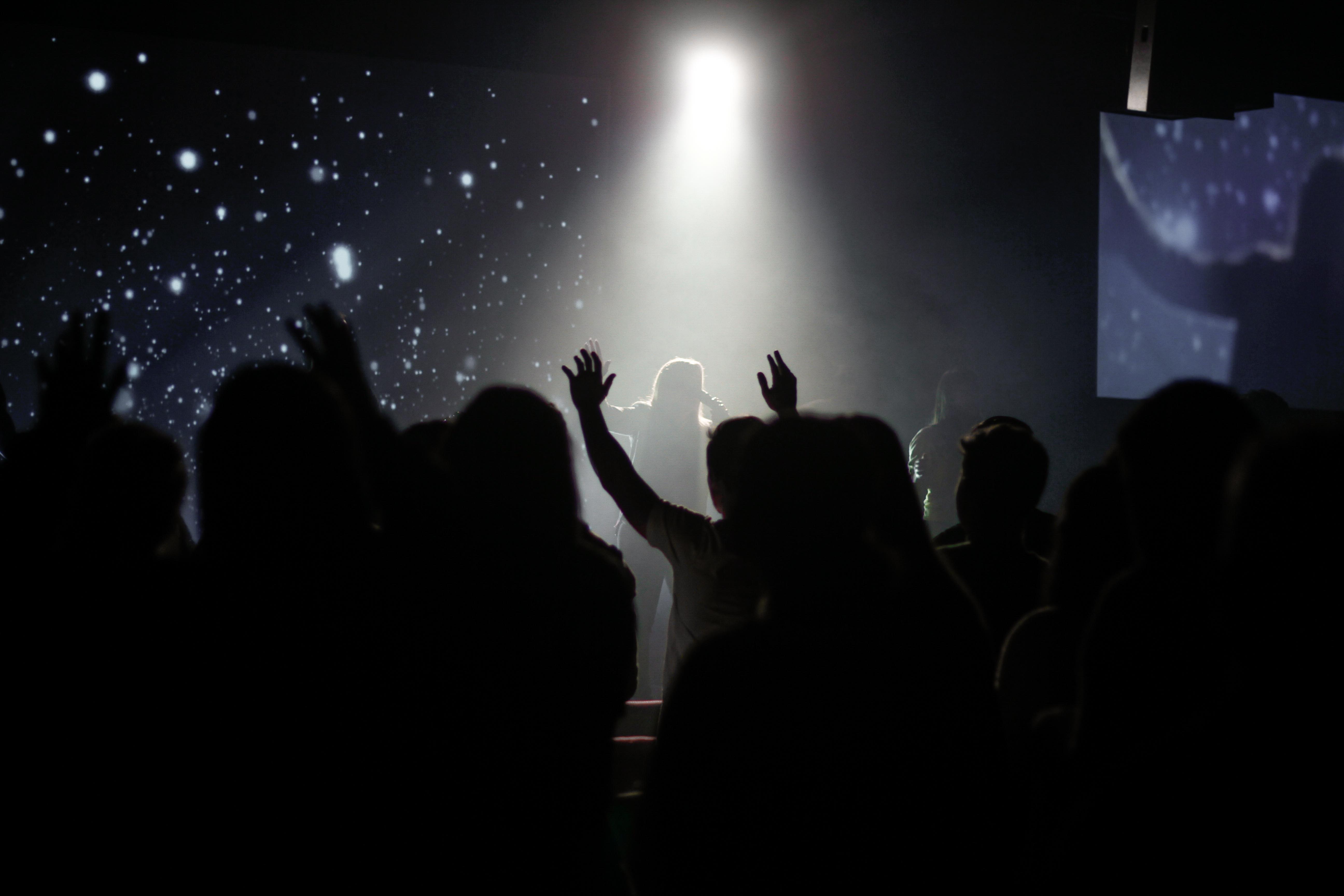 Gospelkonsert 12 maj!