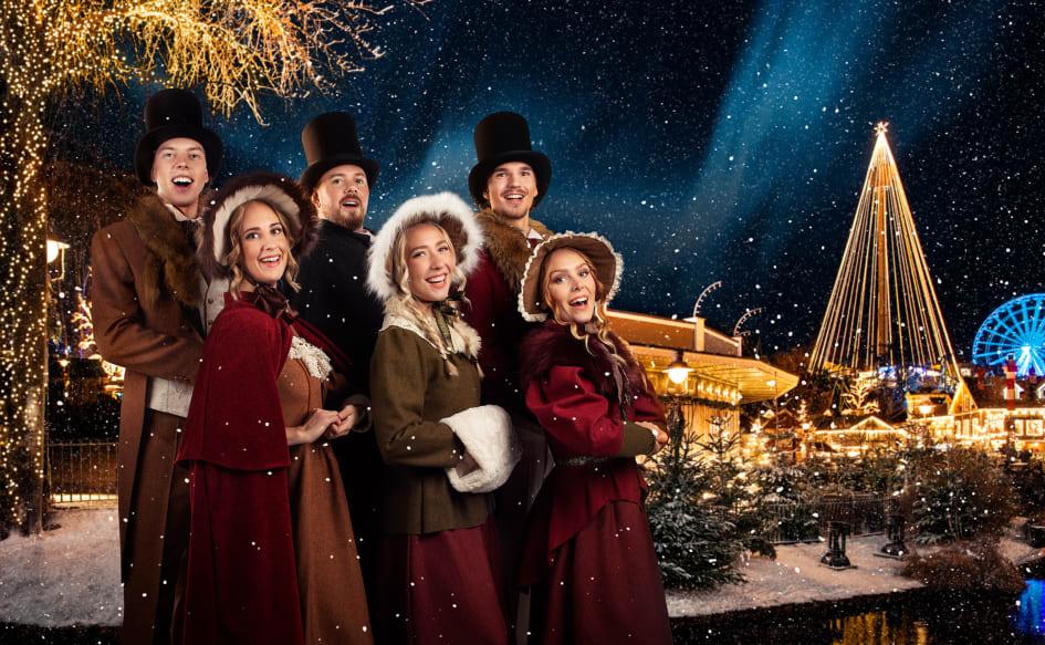 Välkommen till julsångsgudstjänst